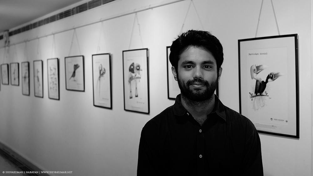 Rohan Chakravarty - Wildlife Cartoonist at Green Humour