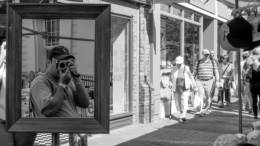 Street photography with Fuji X Series cameras