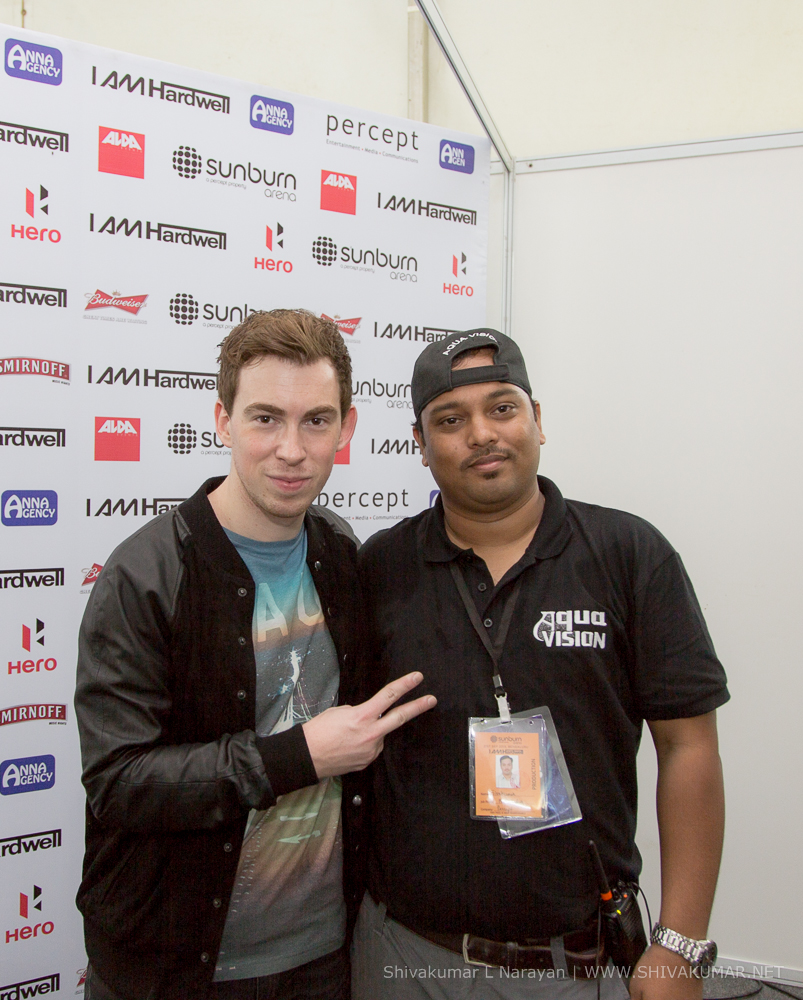 DJ Mag Top 100 DJ 2013 - Hardwell - No 1