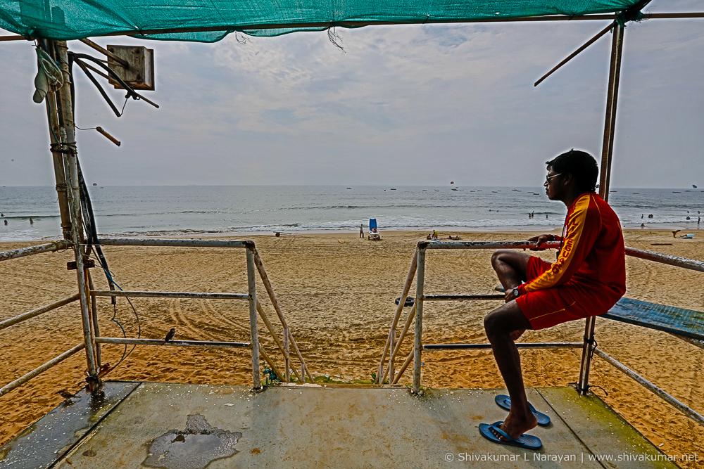 Coast Guard, Goa