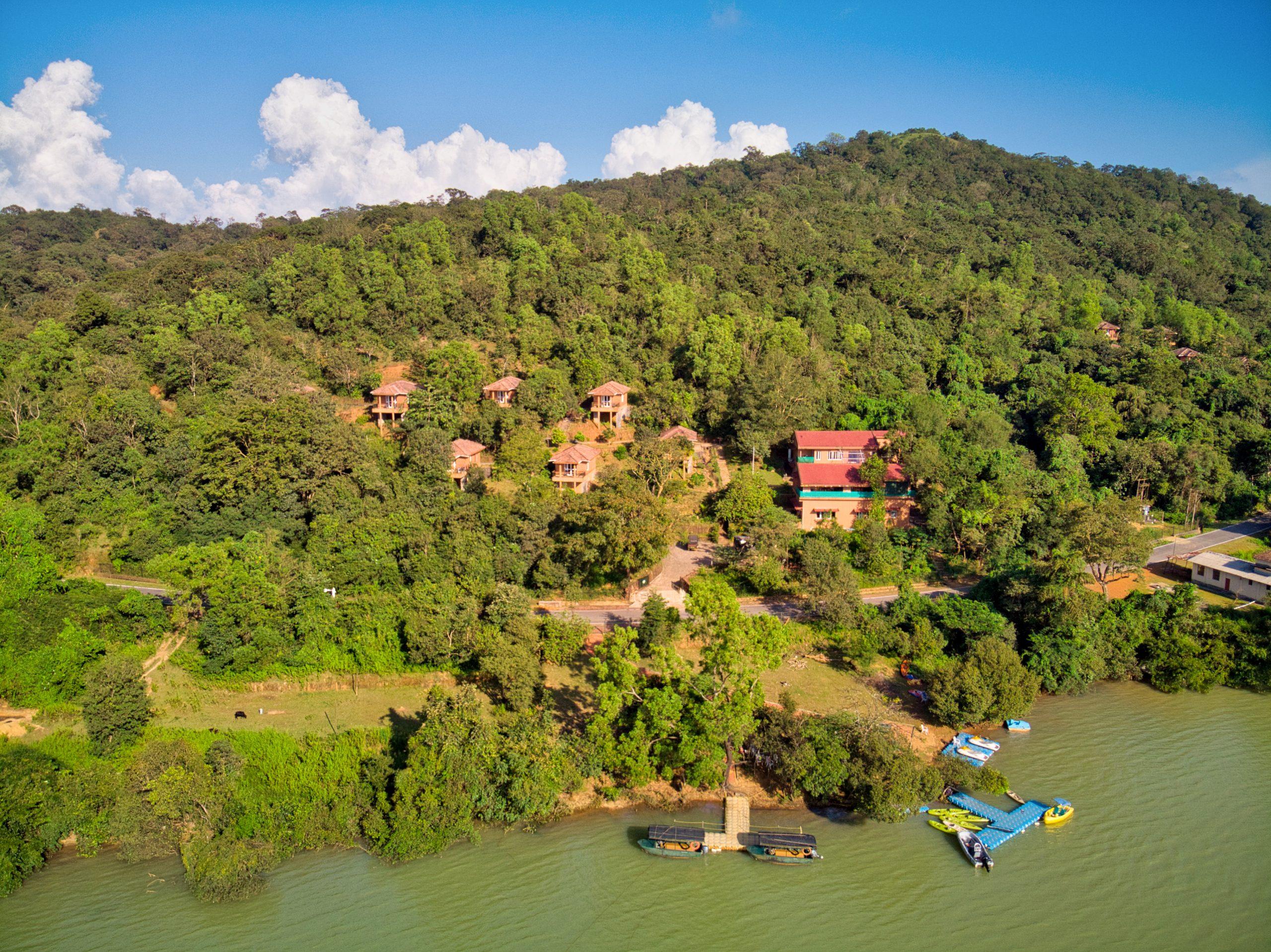 Sharavathi Nature Camp – Jungle Lodges & Resorts, Shivamogga