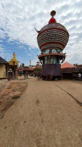Sri Krishna Mutt - Charriot, Udupi