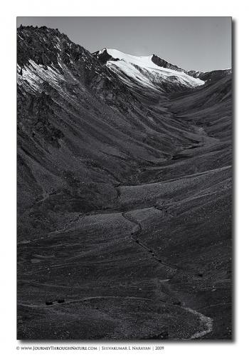 landscape ladakh sequence