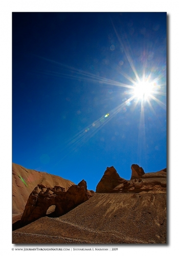 landscape ladakh sunburstarches